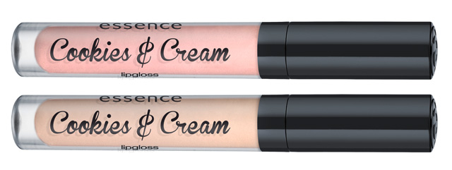 Essence cookie & ceream primavera 2014 lipgloss