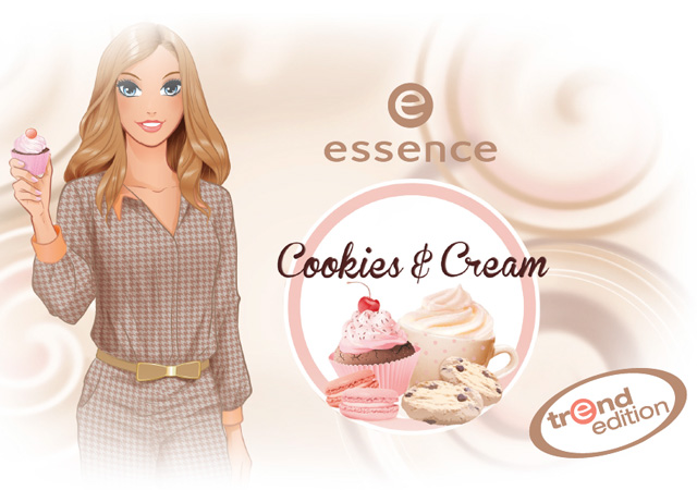Essence cookie & ceream primavera 2014