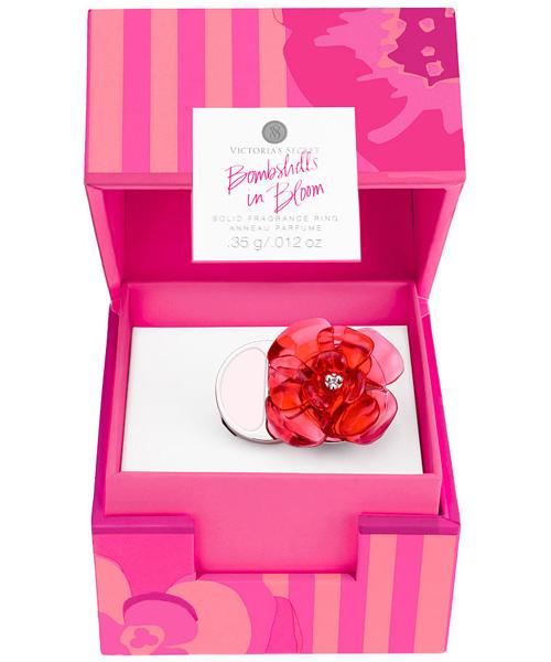 Victorias-Secret-Bombshells-In-Bloom anello profumo primavera 2014