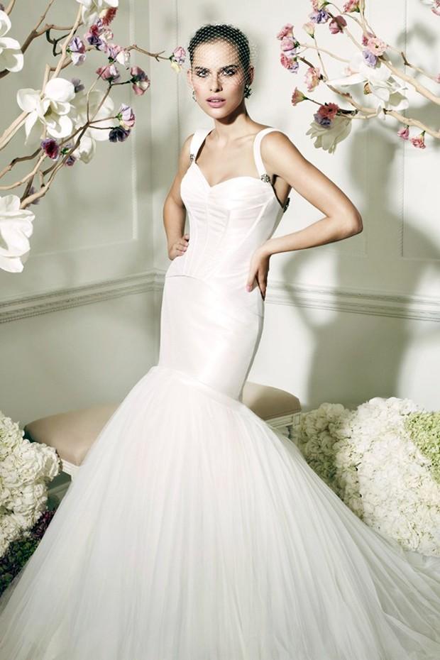 zac posen abiti da sposa 2014