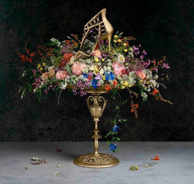Artisticamente louboutin for Quadri fiori famosi