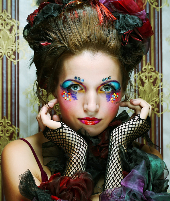 make up carnevale 2014 4