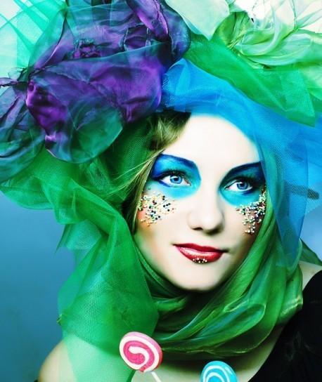 make up carnevale 2014 5