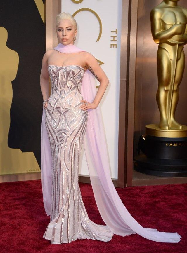 oscar 2014 lady gaga