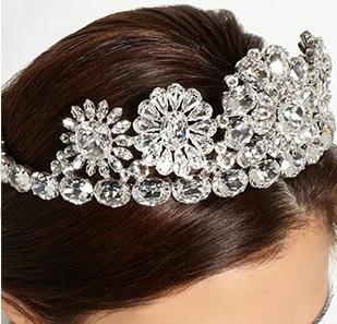 tiara sposa d&g