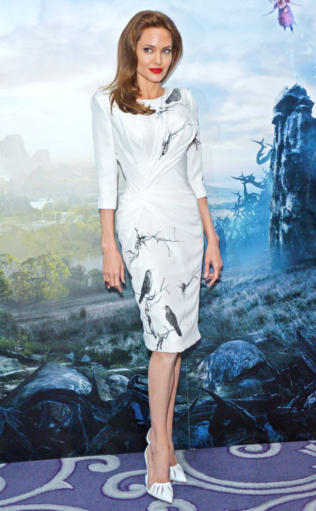angelie jolie maleficent shoes