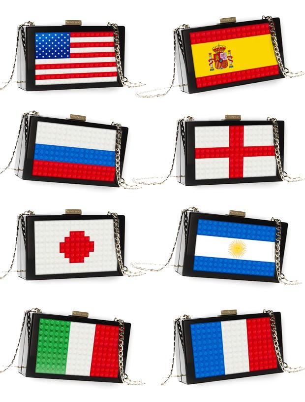 clutch lego mondiali brasile 2014