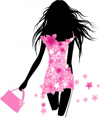 FASHION SPRING VECTOR