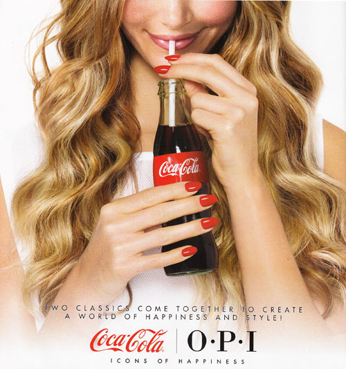 OPI-Coca-Cola estate 2014