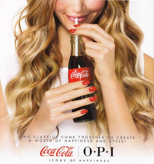 OPI-Coca-Cola estate 2014