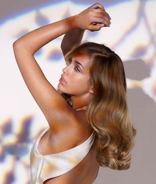 sposa capelli lunghi