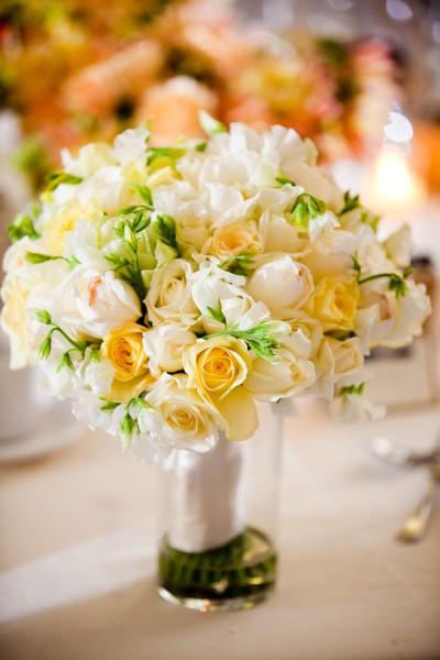 bouquet giallo 2
