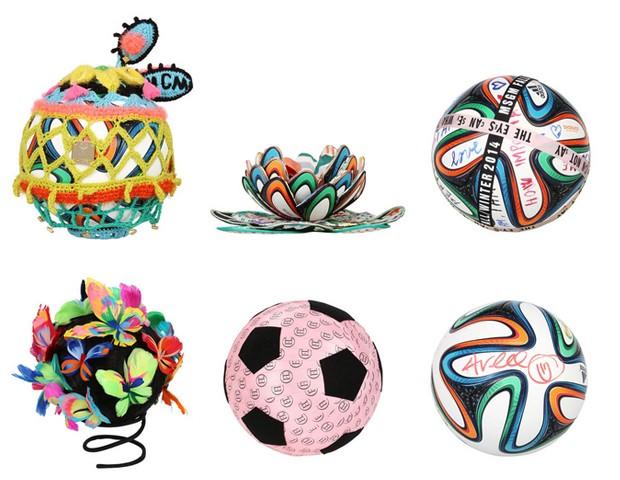 palloni griffati azione benefica