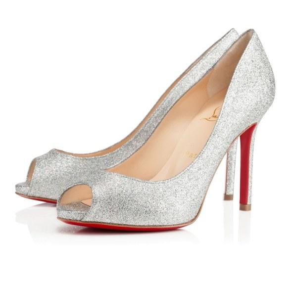 scarpe sposa louboutin argento 3