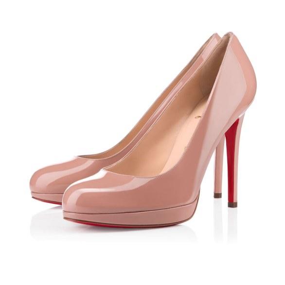 scarpe sposa louboutin nude 2