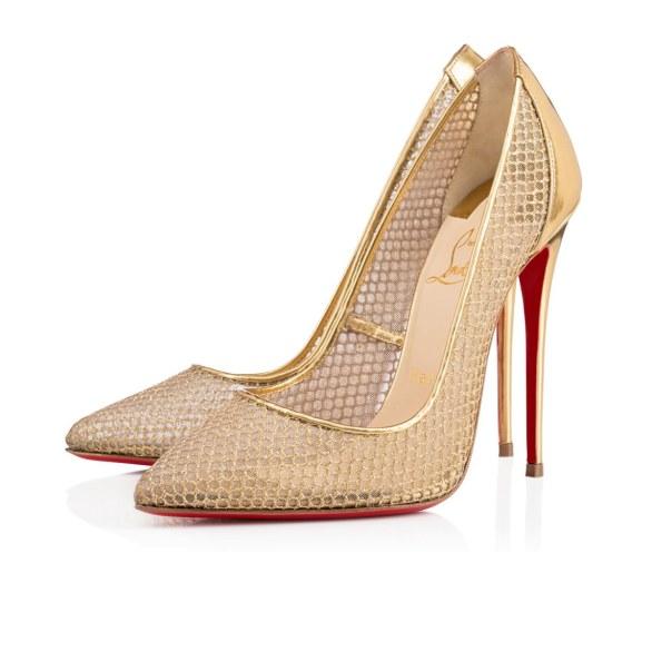 scarpe sposa louboutin nude 7