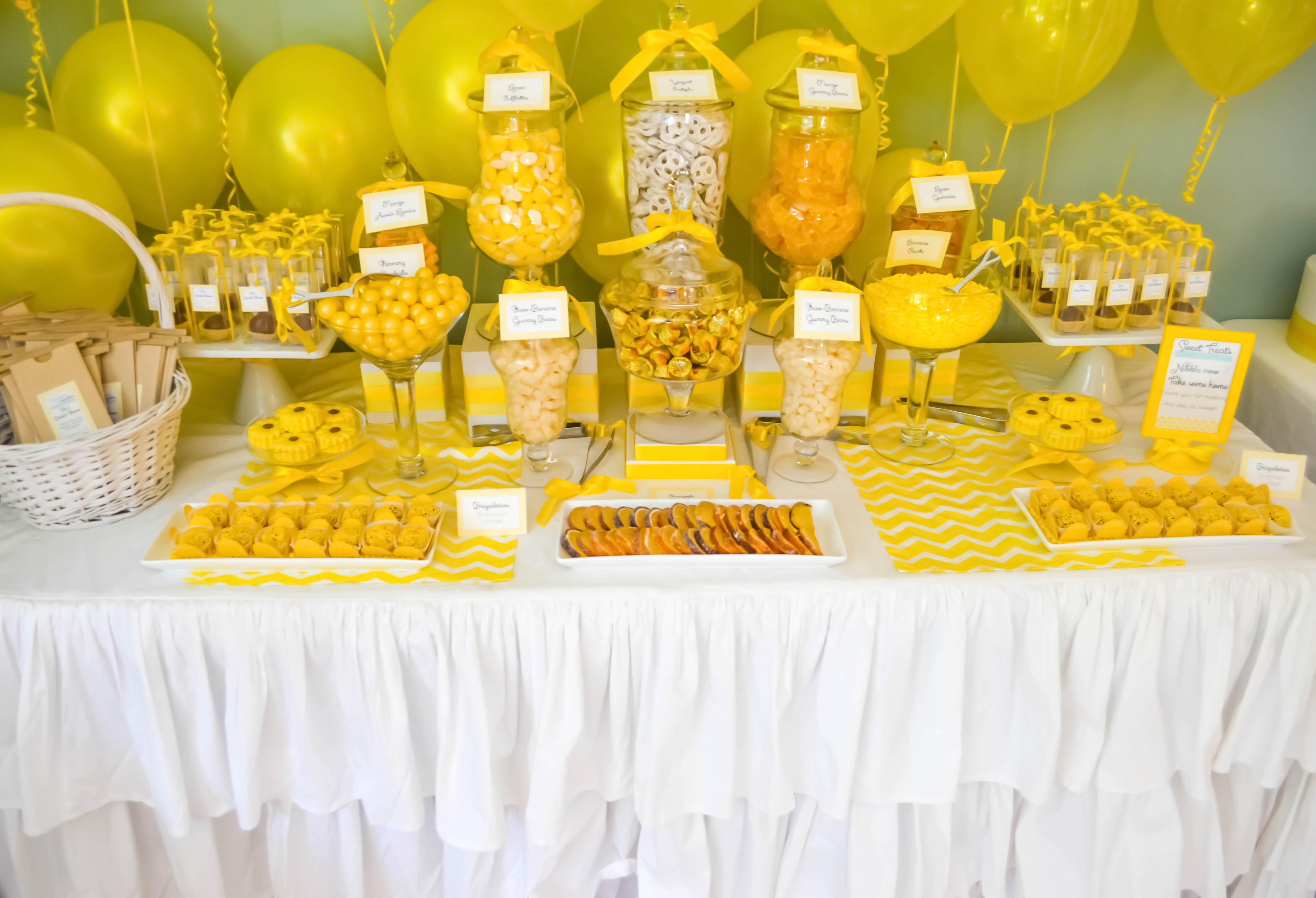 Unique blue and yellow decorations for wedding wedding siting wramples a wedding of every color junglespirit Choice Image