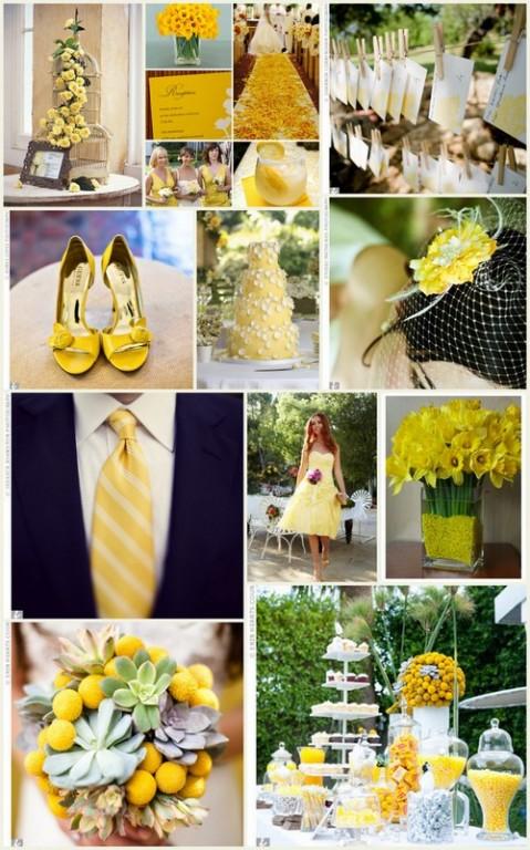 wedding giallo