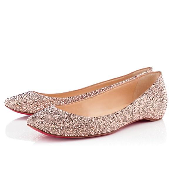 wedding shoes loubutin