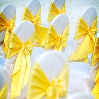 yellow wedding 3
