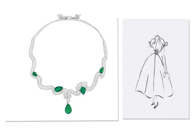 gioielli dior 2014 vitorie de catellane