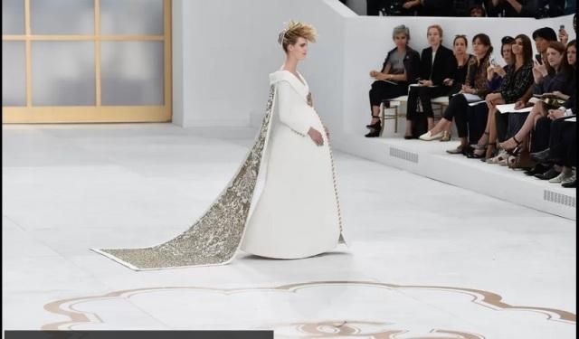 Karl Lagerfeld per  Chanel finale