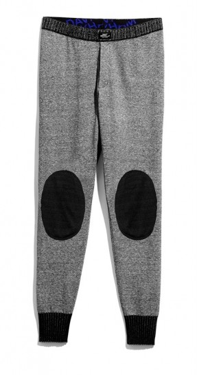 pantalone-con-toppe david beckham h&m 2014