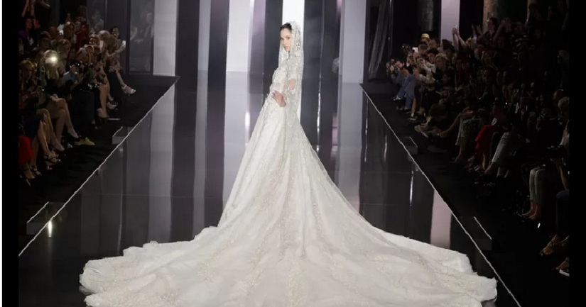 Ralph and Russo huate couture 2015