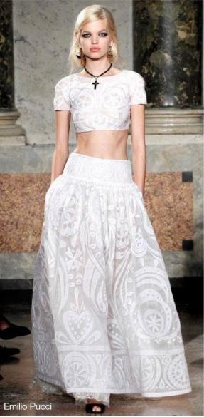 abito da sposa due pezzi vera wang 2015
