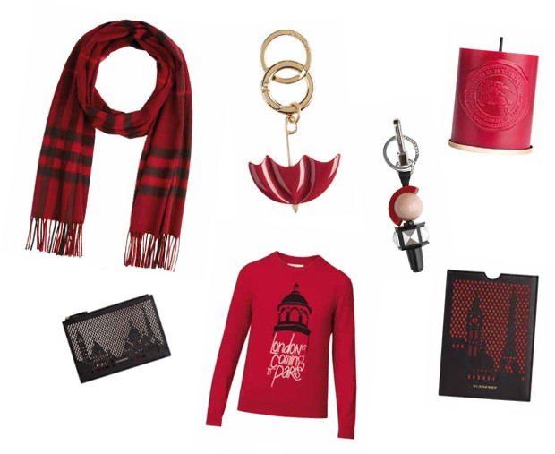 christmas collection printemps 2015 burberry