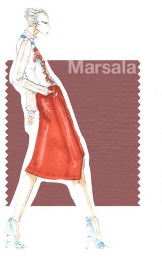 marsala primavera pantone 2015