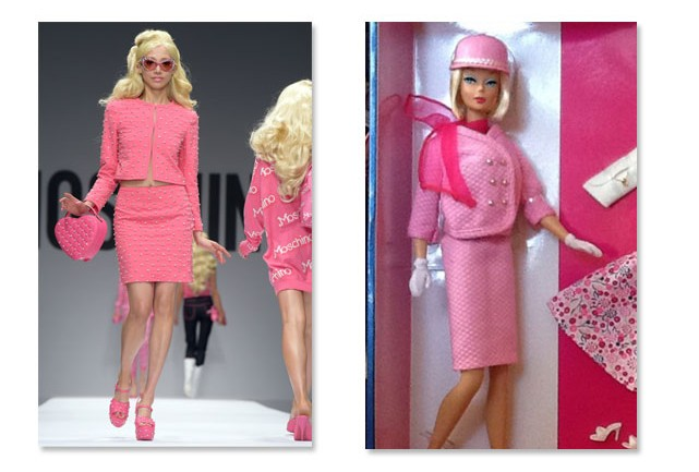 moschino barbie 2015 4