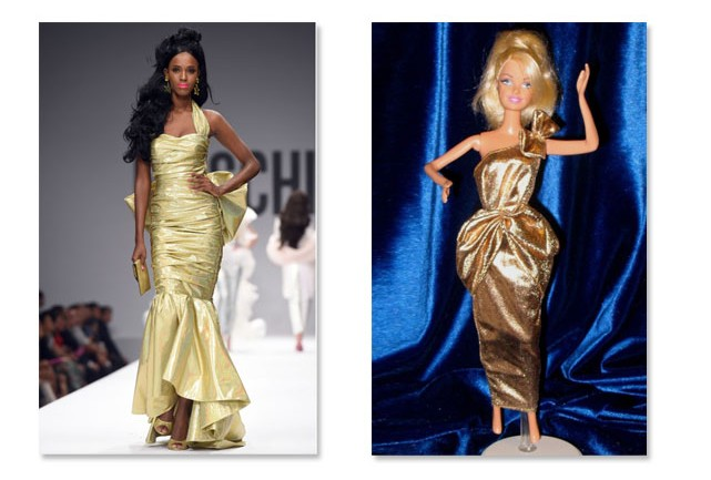 moschino barbie 2015 6