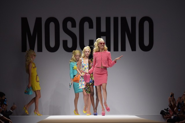 moschino barbie 2015 7