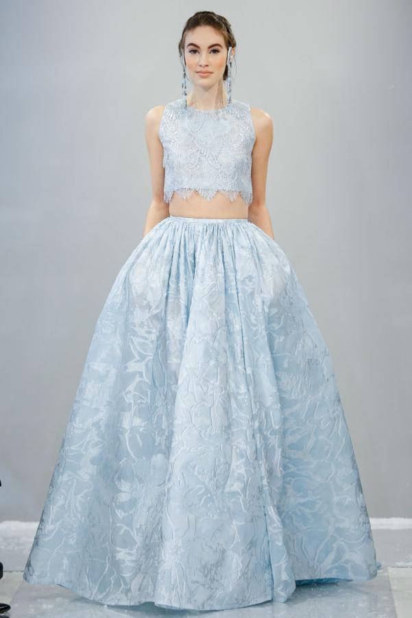 abito da sposa frozen