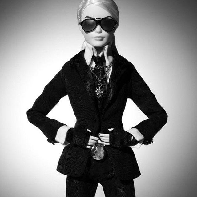 barbie chanel karl lagerfeld