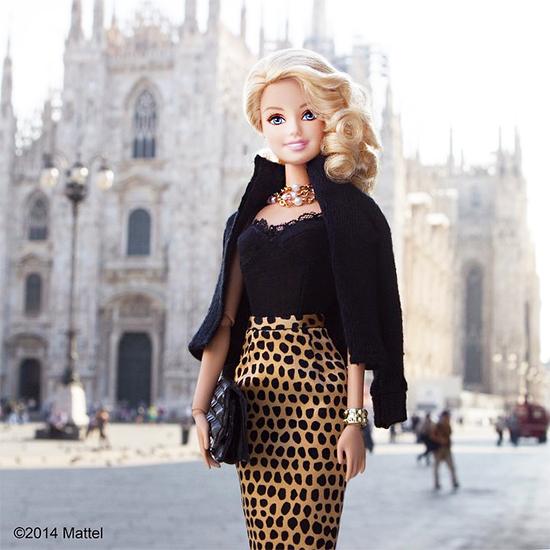 barbie instargam 2014