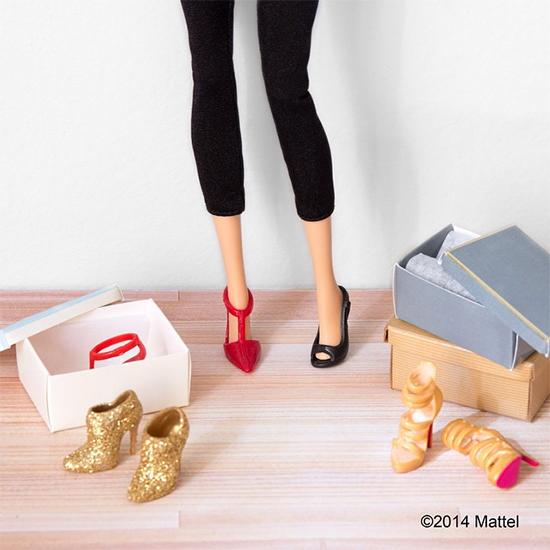 barbie nstargam shoes