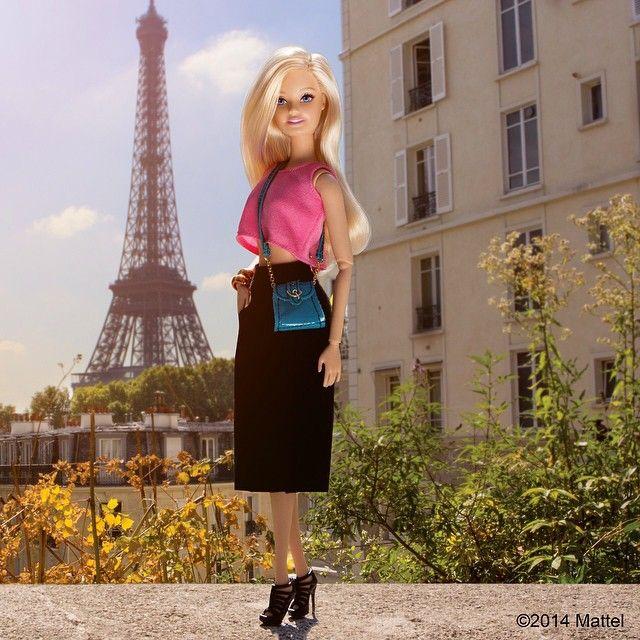 barbie parigi