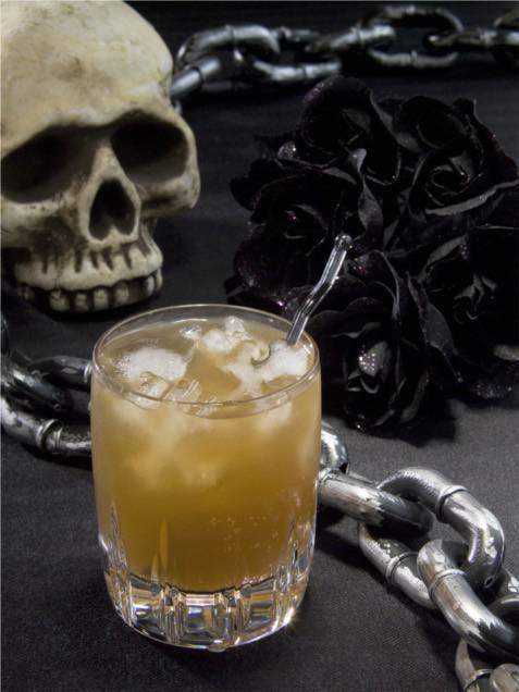 cocktail oscuro