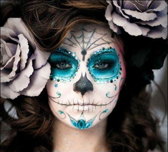 make up halloween 2014 3