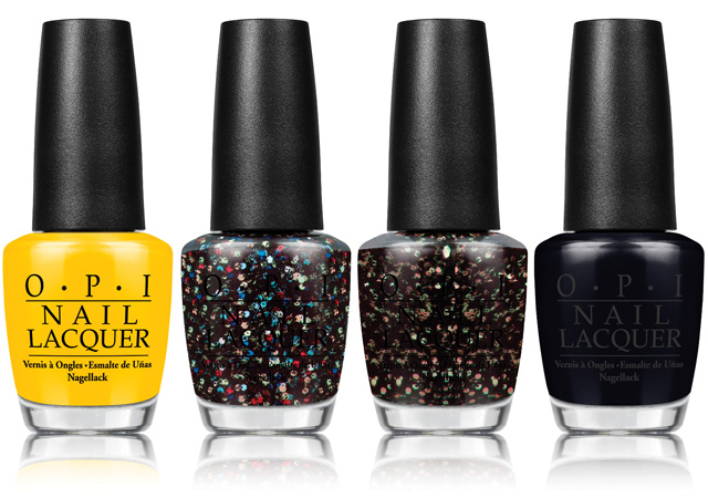 OPI Peanuts Halloween 2014 Collection