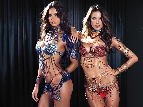 fantasy bra vicotria's secret 2014