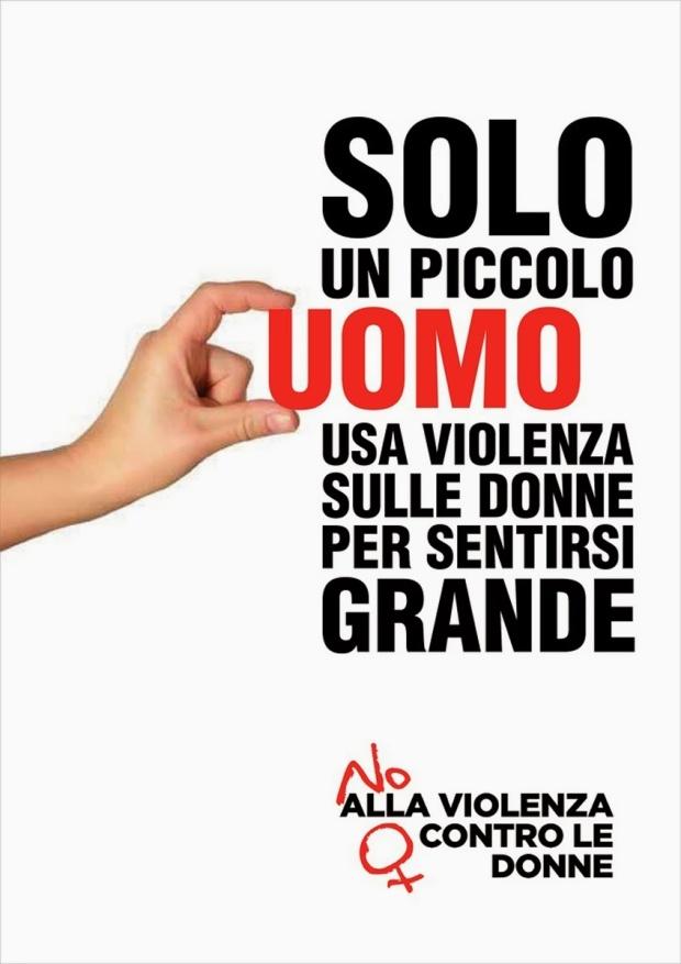 foto-violenza-donne-per-25-novembre 2014