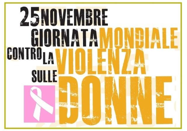 Giornata-mondiale-contro-la-violenza-sulle-donne 25 novembre 2014