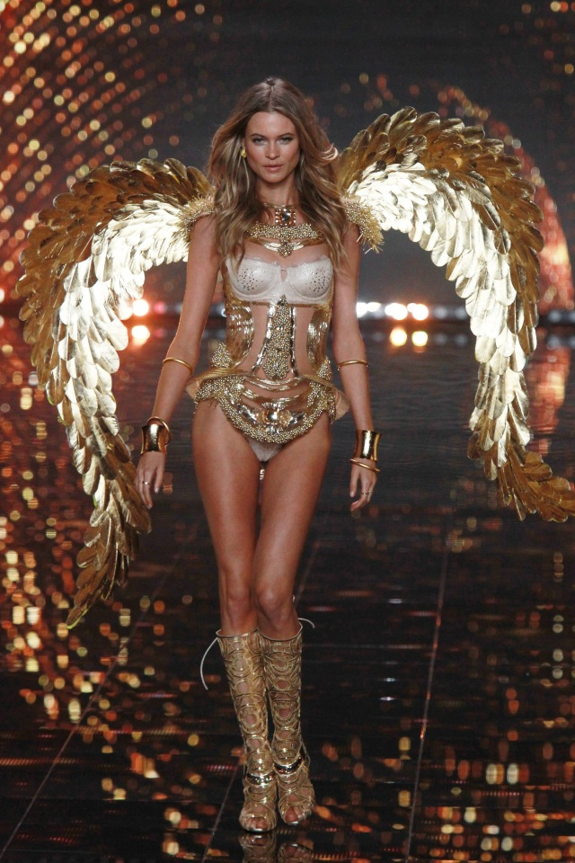 Victoria's Secret Fashion Show 2014: a passarela