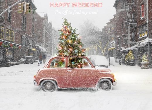 happy christmas weekend