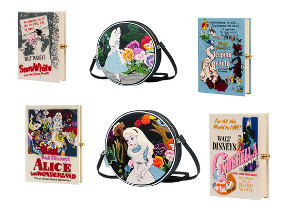 olympia le tan disney collection