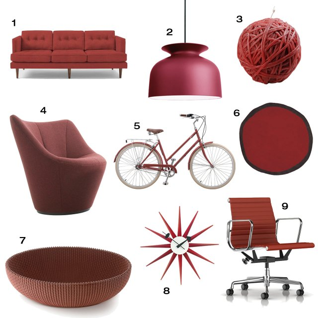 pantone marsal 2015 interior design