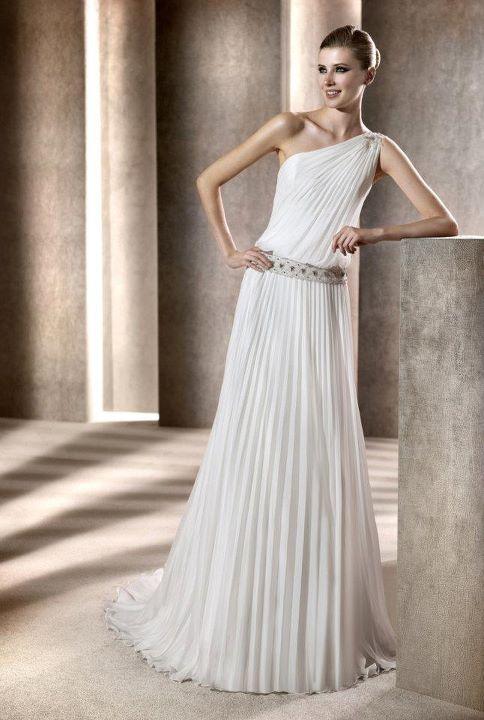 abito sposa stile greco